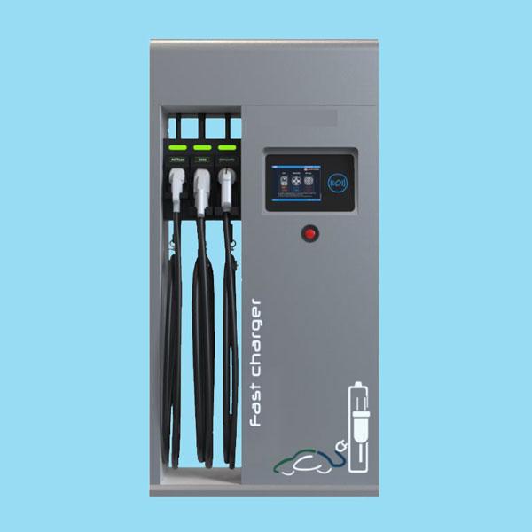serie Titan - cargadores para vehículos eléctricos