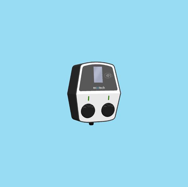 serie icon factory - cargadores para vehículos eléctricos