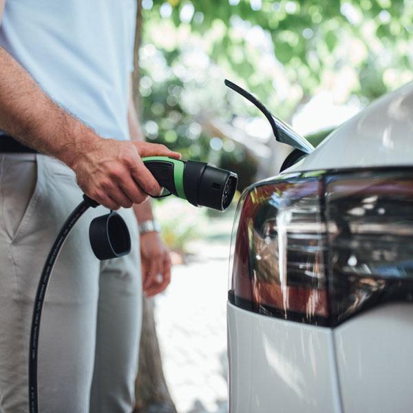 ECOTECH Cargadores para vehículos eléctricos