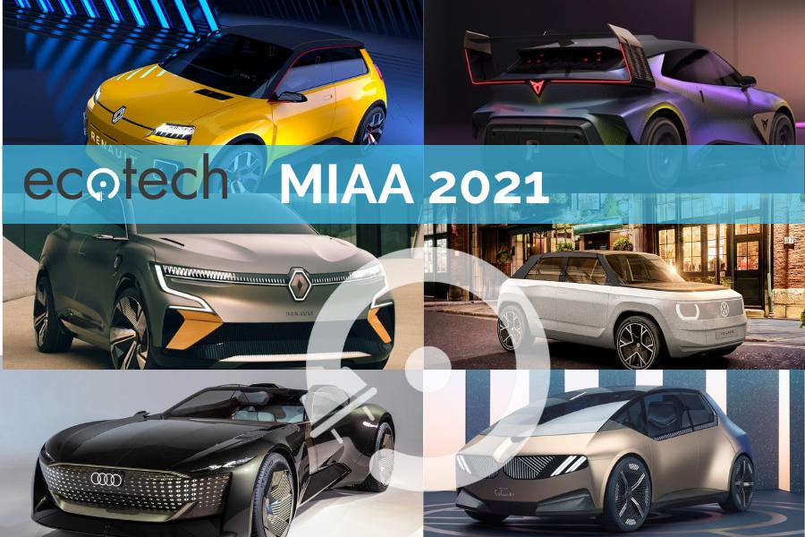 Salón del Automóvil de Múnich (MIAA) 2021: Novedades