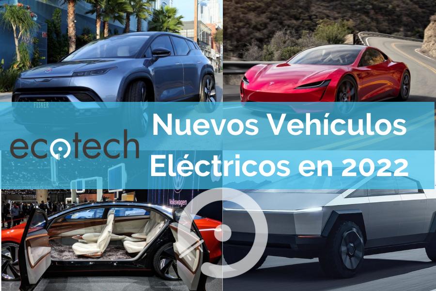 Nuevos coches eléctricos para 2022